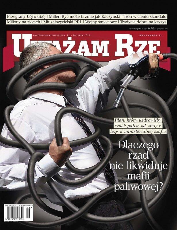"""""""Uważam Rze. Inaczej pisane"""" nr 29/2013 - Ebook (Książka PDF) do pobrania w formacie PDF"""