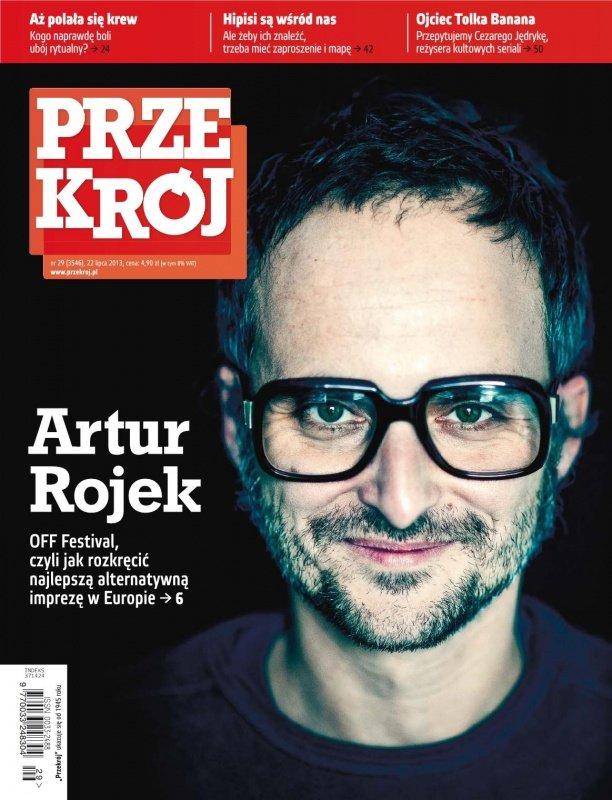 """""""Przekrój"""" nr 29/2013 - Ebook (Książka PDF) do pobrania w formacie PDF"""