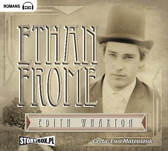 Ethan Frome - Audiobook (Książka audio MP3) do pobrania w całości w archiwum ZIP