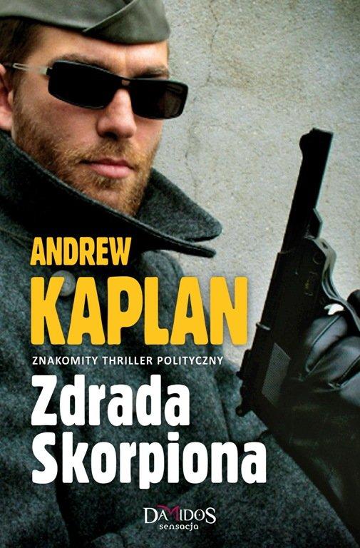 Zdrada Skorpiona - Ebook (Książka na Kindle) do pobrania w formacie MOBI