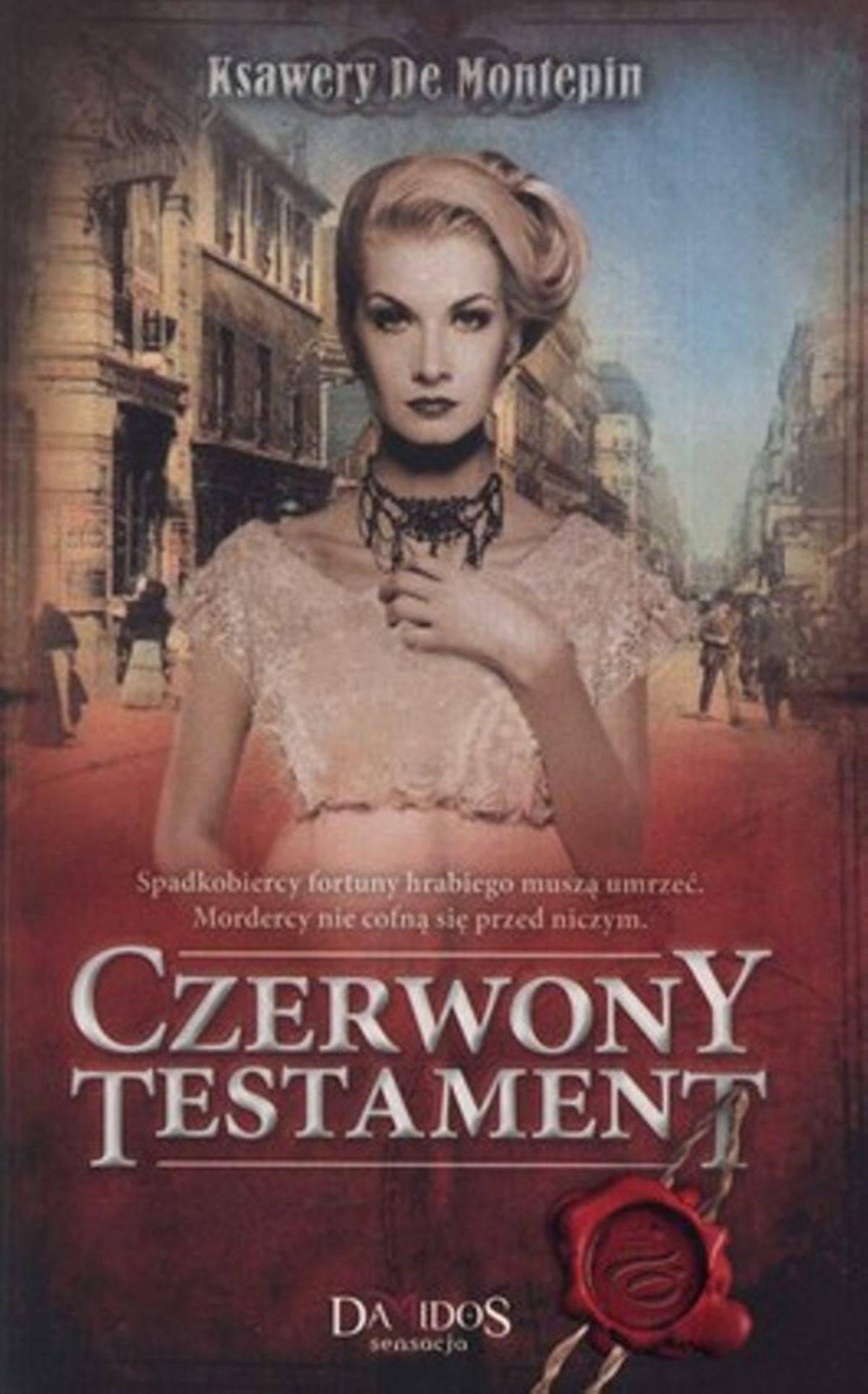 Czerwony testament. Część 2 - Ebook (Książka EPUB) do pobrania w formacie EPUB