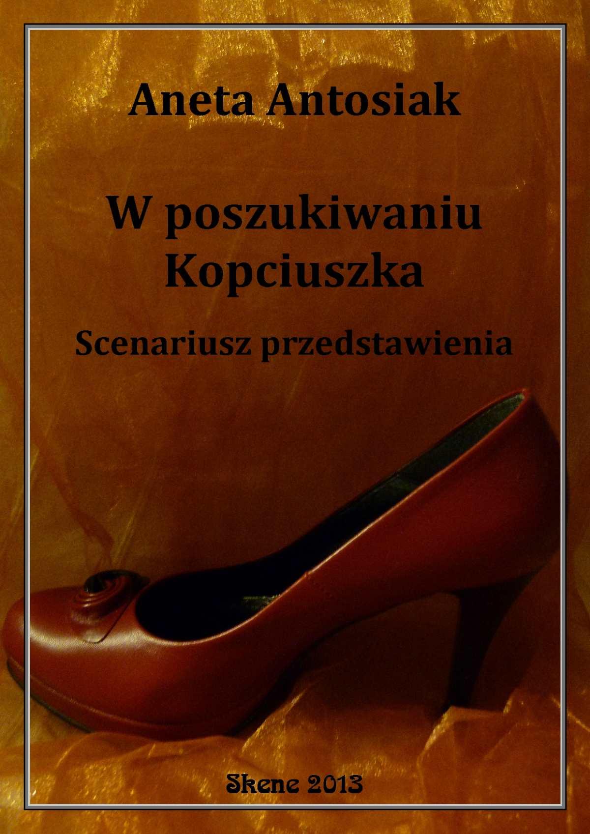 W poszukiwaniu Kopciuszka. Scenariusz przedstawienia - Ebook (Książka PDF) do pobrania w formacie PDF