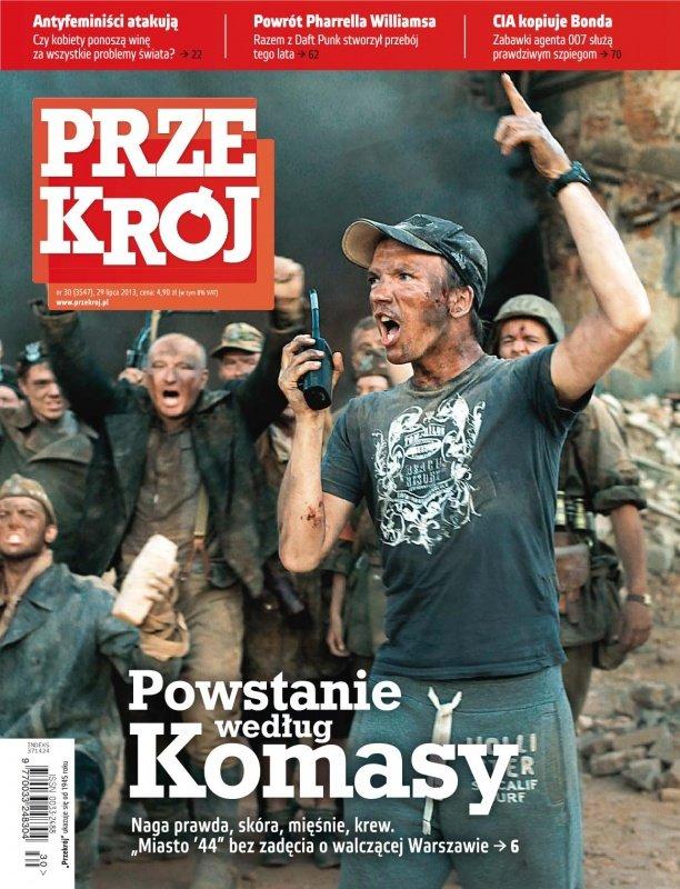 """""""Przekrój"""" nr 30/2013 - Ebook (Książka PDF) do pobrania w formacie PDF"""