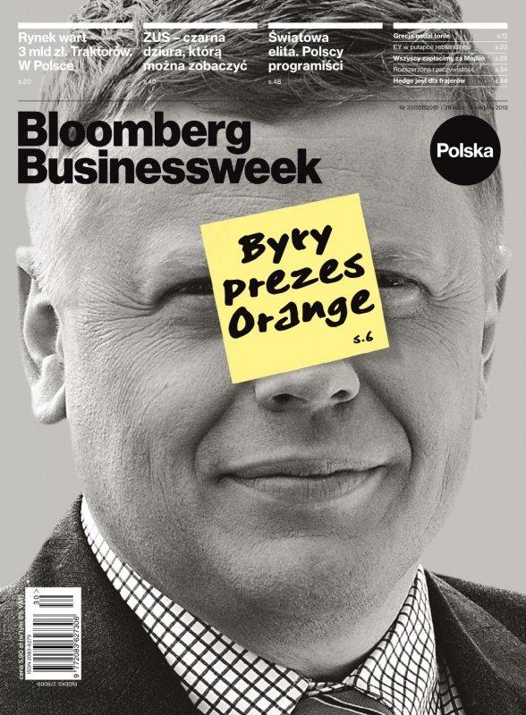 """""""Bloomberg Businessweek"""" wydanie nr 30/13 - Ebook (Książka PDF) do pobrania w formacie PDF"""