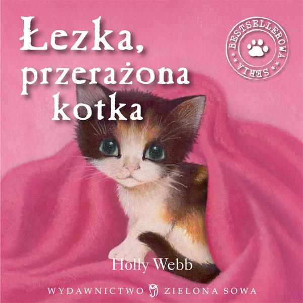 Łezka, przerażona kotka - Audiobook (Książka audio MP3) do pobrania w całości w archiwum ZIP