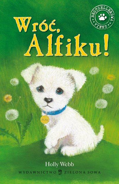 Wróć Alfiku! - Ebook (Książka na Kindle) do pobrania w formacie MOBI