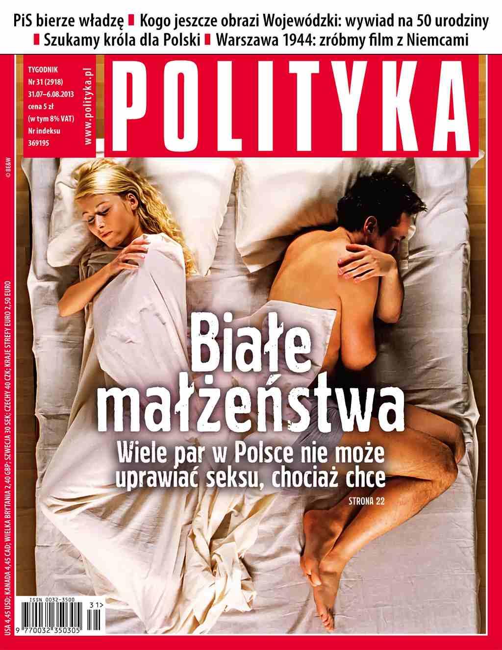 Polityka nr 31/2013 - Ebook (Książka PDF) do pobrania w formacie PDF