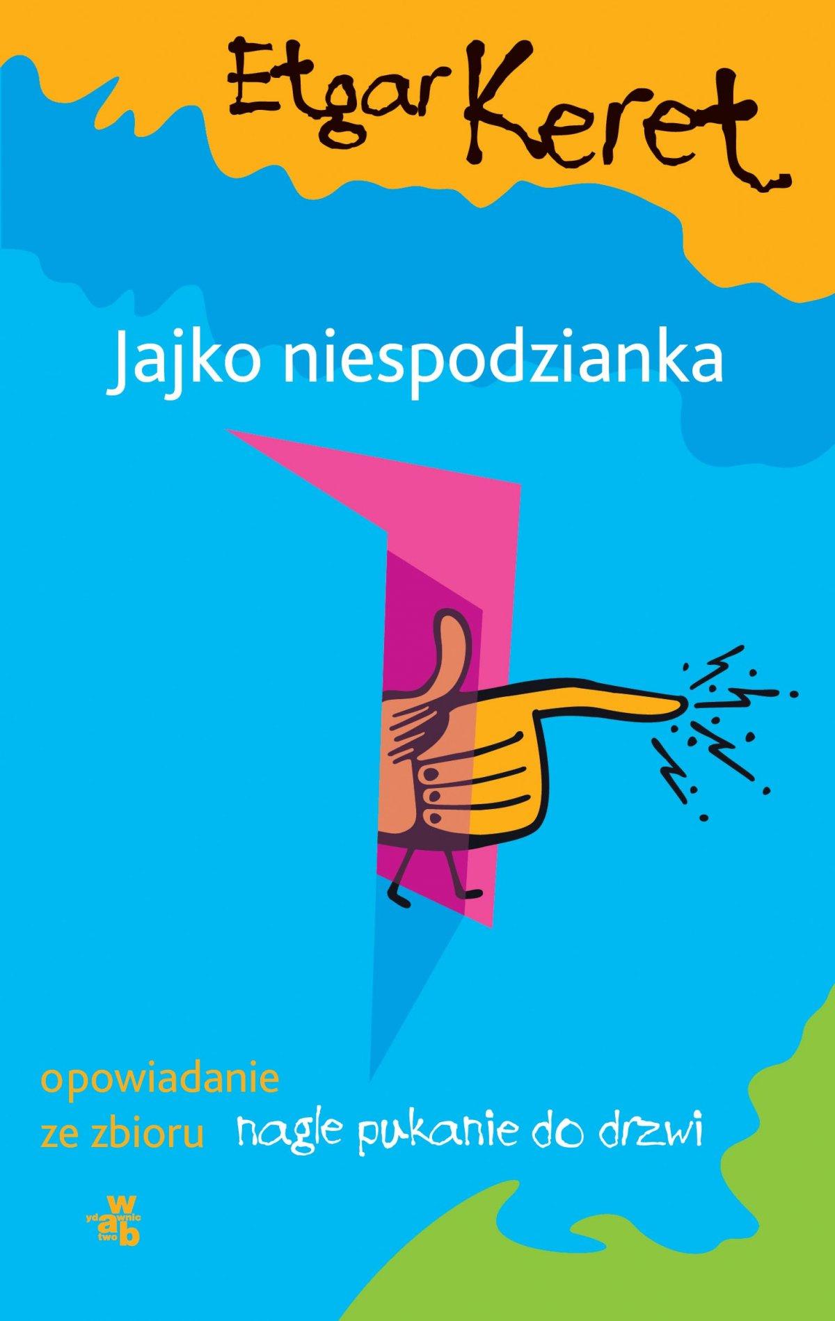 Jajko niespodzianka - Ebook (Książka EPUB) do pobrania w formacie EPUB