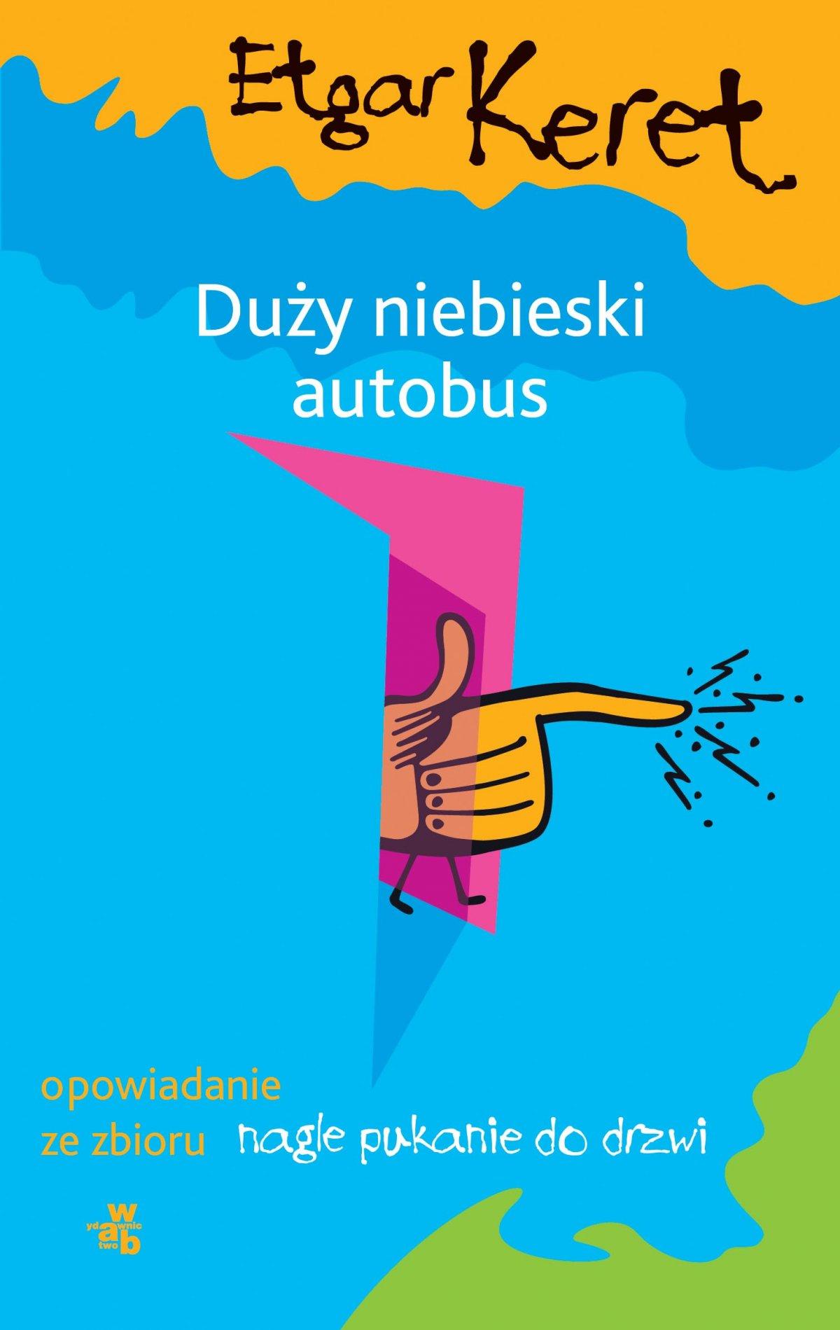 Duży niebieski autobus - Ebook (Książka EPUB) do pobrania w formacie EPUB