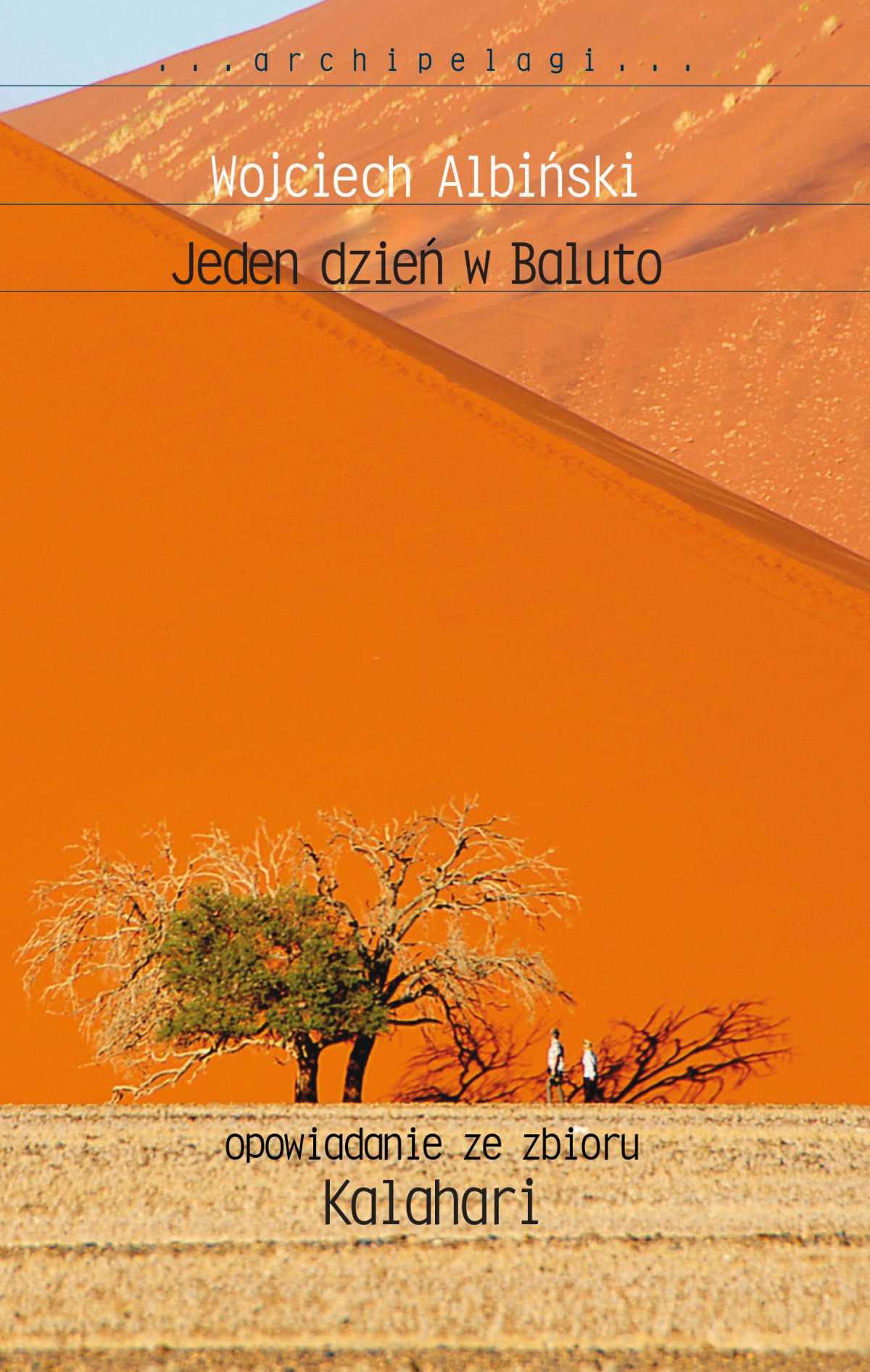 Jeden dzień w Baluto - Ebook (Książka EPUB) do pobrania w formacie EPUB