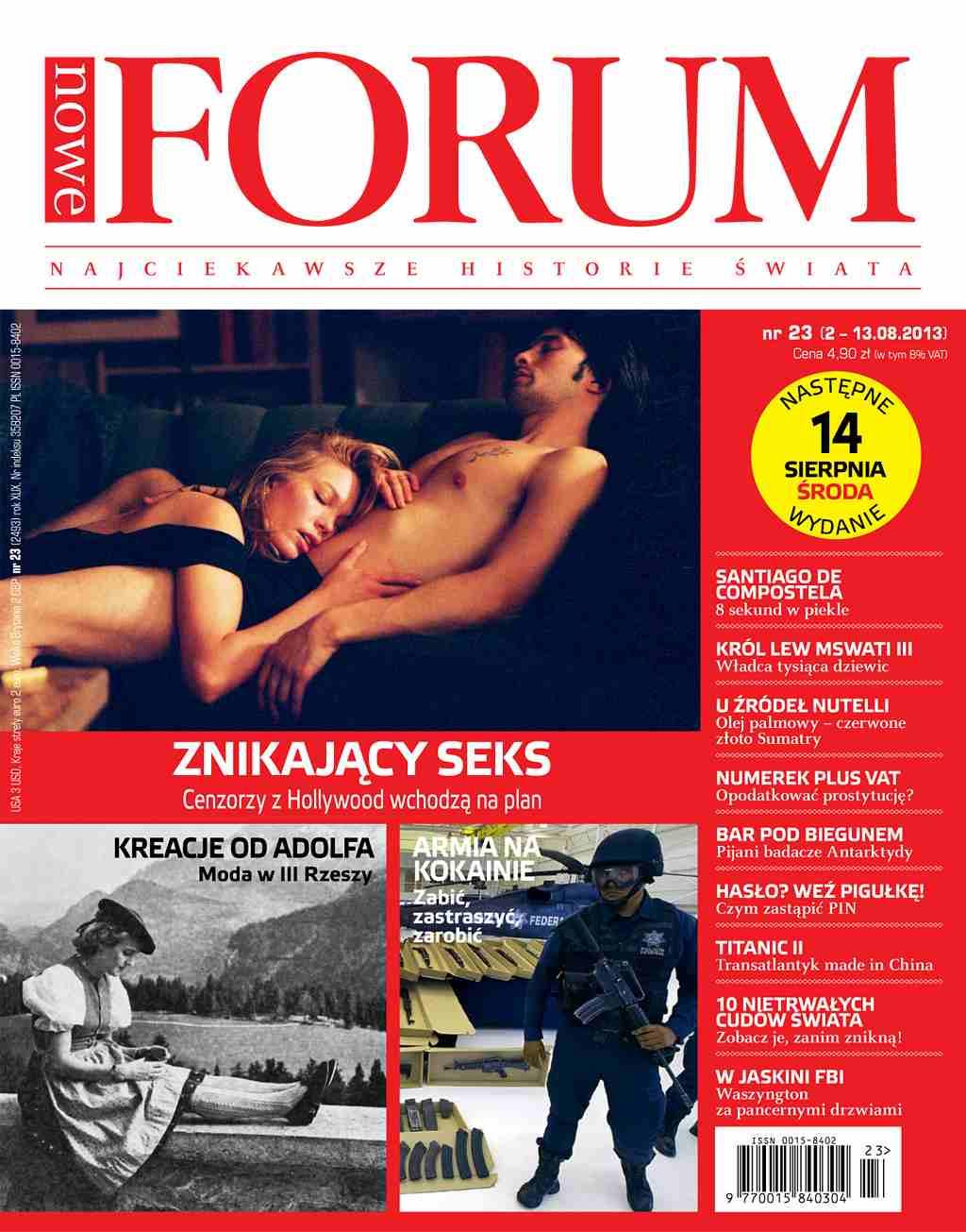 Forum nr 23/2013 - Ebook (Książka PDF) do pobrania w formacie PDF
