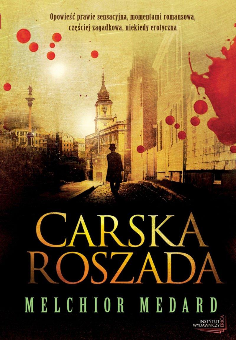 Carska roszada - Ebook (Książka EPUB) do pobrania w formacie EPUB