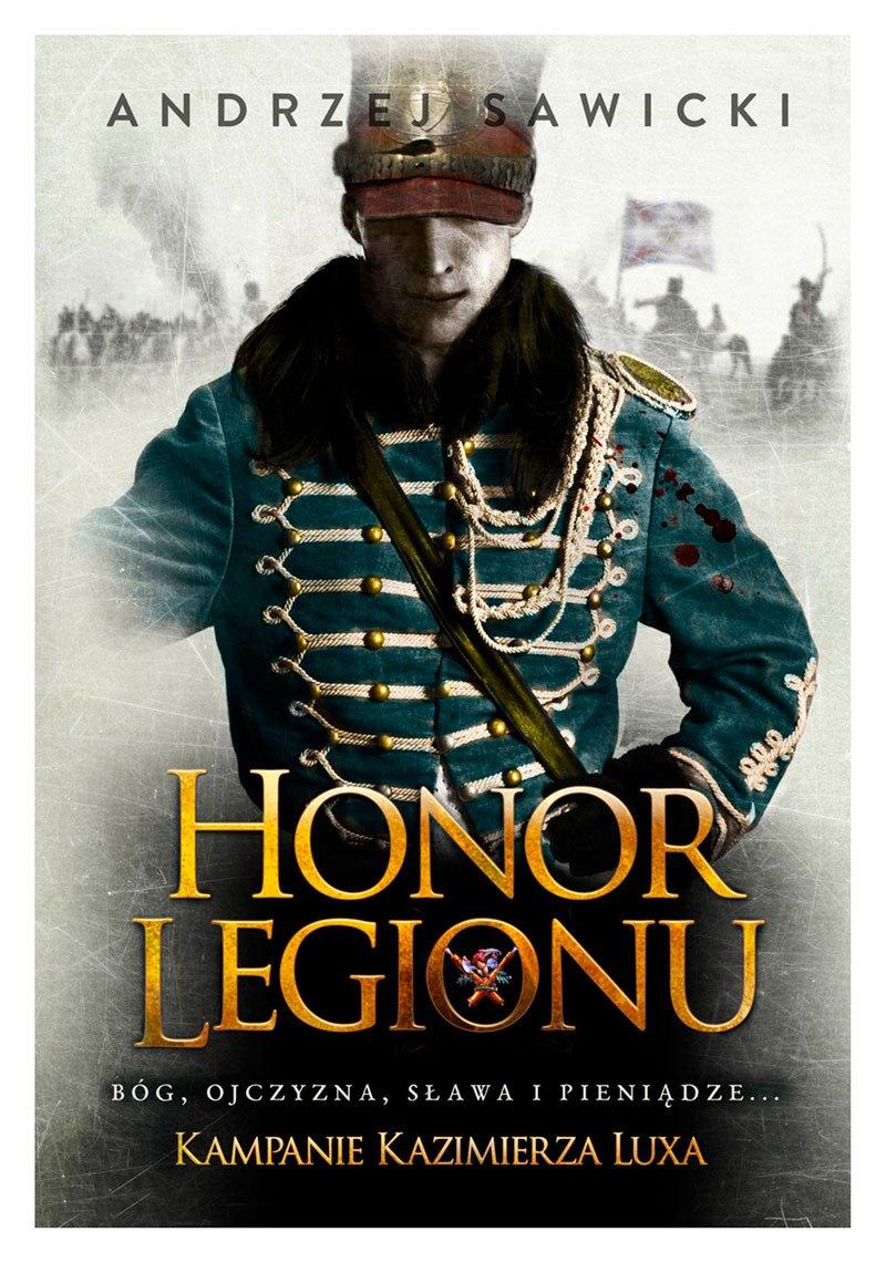 Honor Legionu - Ebook (Książka na Kindle) do pobrania w formacie MOBI