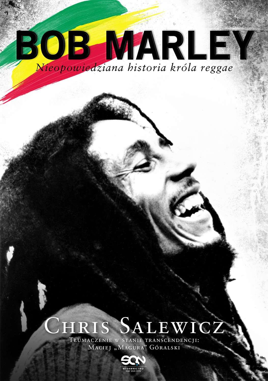 Bob Marley. Nieopowiedziana historia króla reggae - Ebook (Książka na Kindle) do pobrania w formacie MOBI