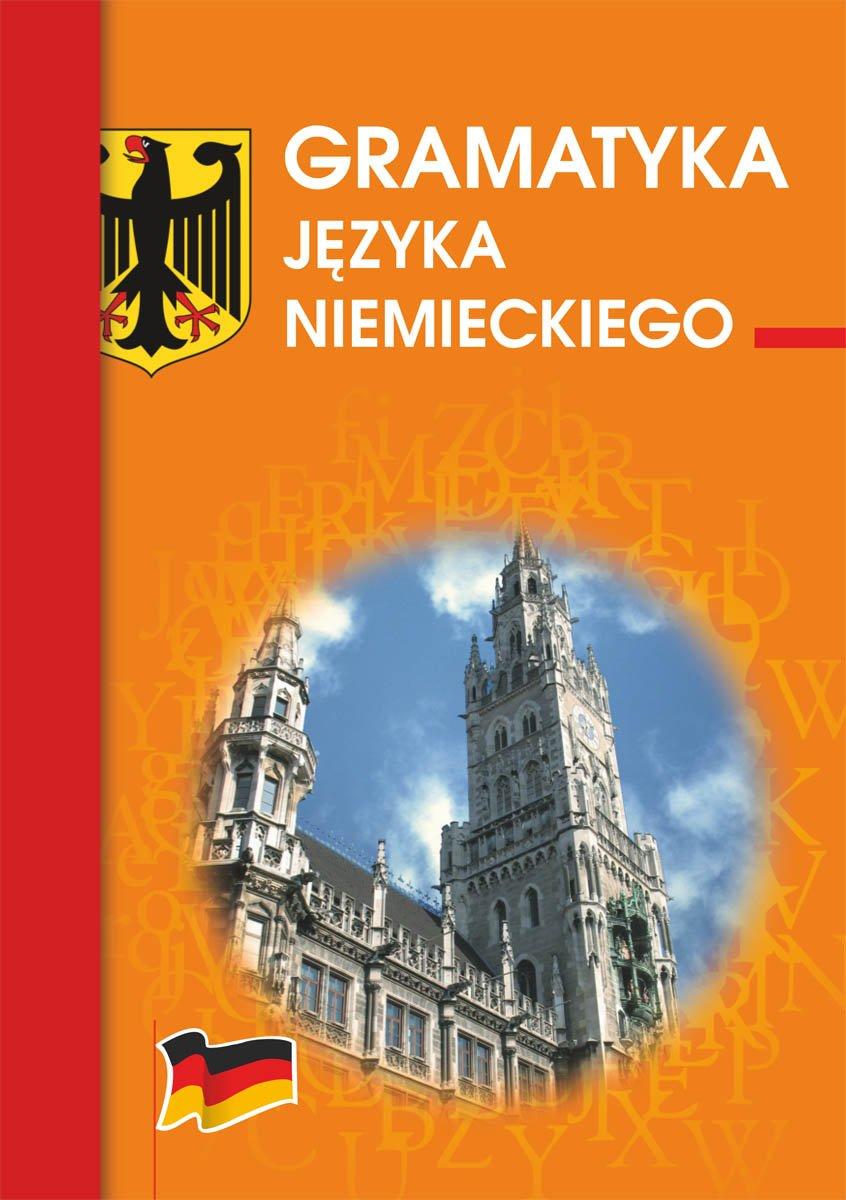 Gramatyka języka niemieckiego - Ebook (Książka PDF) do pobrania w formacie PDF