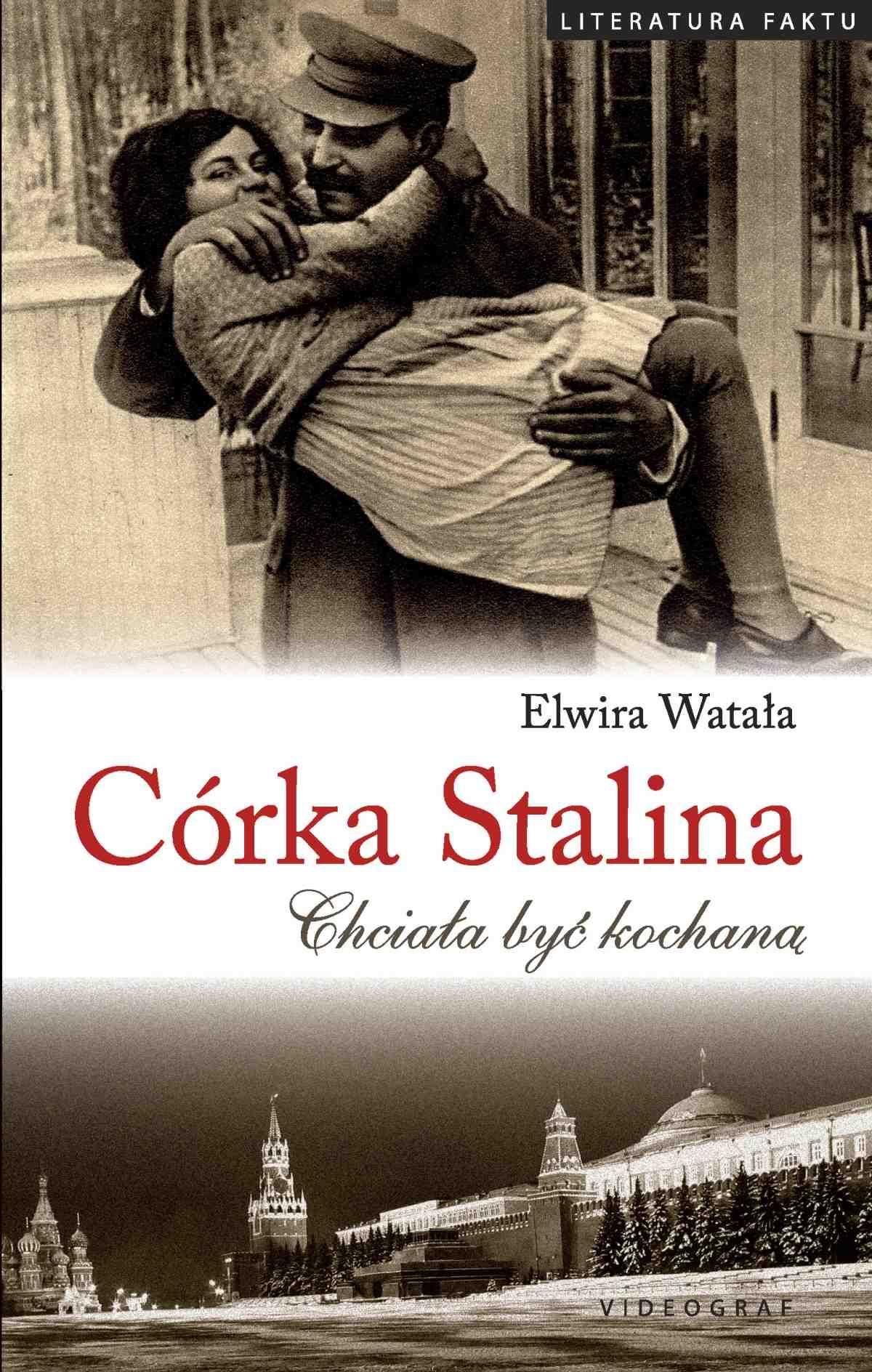 Córka Stalina. Chciała być kochaną - Ebook (Książka EPUB) do pobrania w formacie EPUB