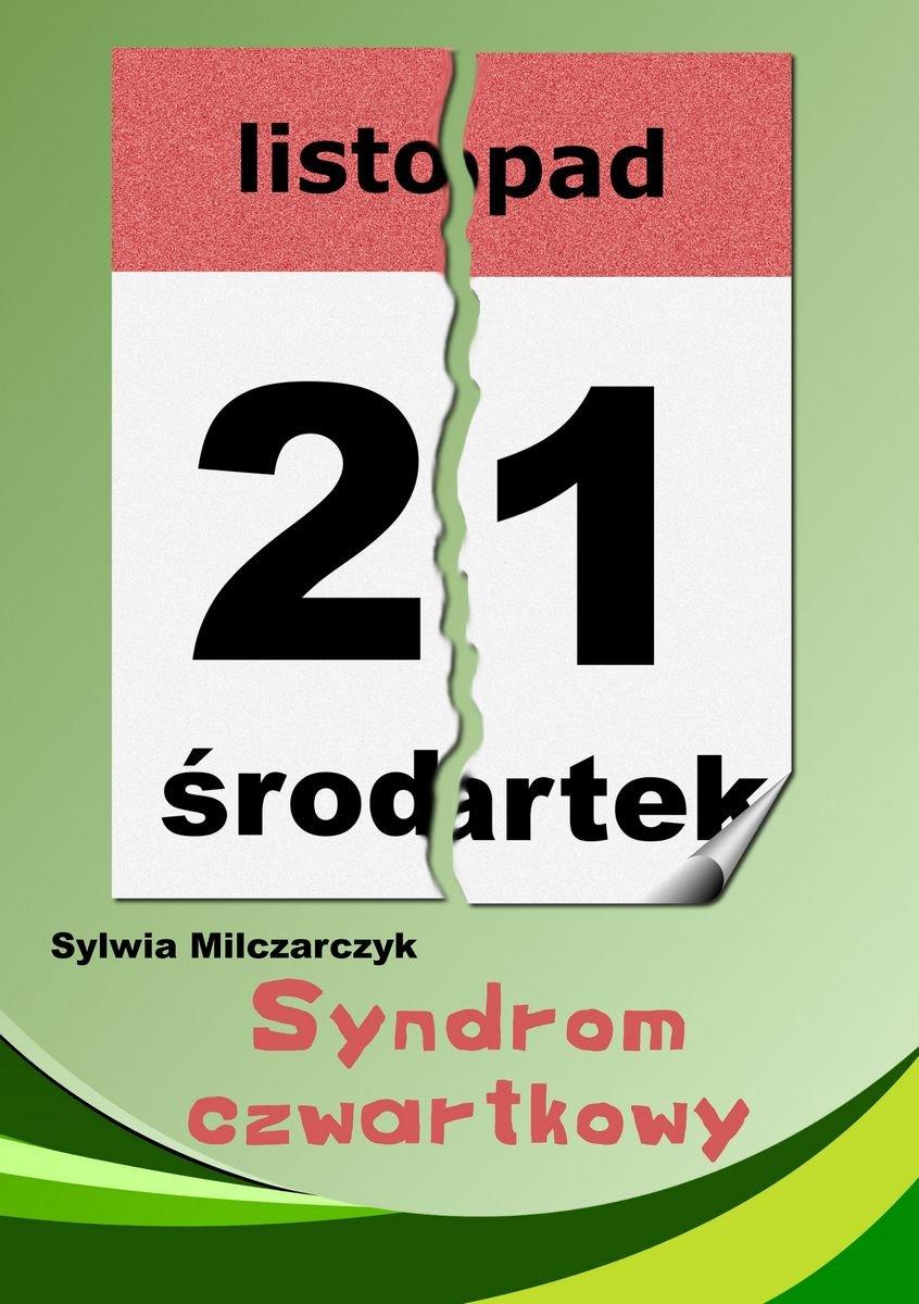 Syndrom czwartkowy - Ebook (Książka na Kindle) do pobrania w formacie MOBI