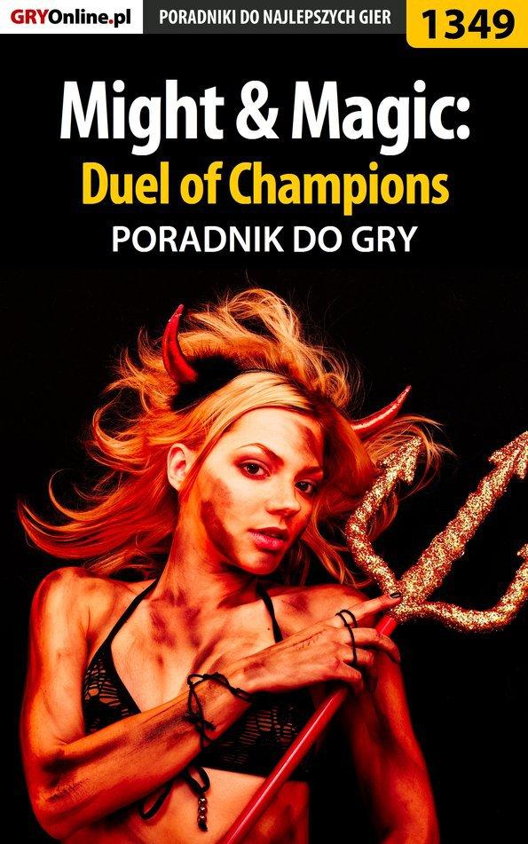 Might  Magic: Duel of Champions - poradnik do gry - Ebook (Książka PDF) do pobrania w formacie PDF