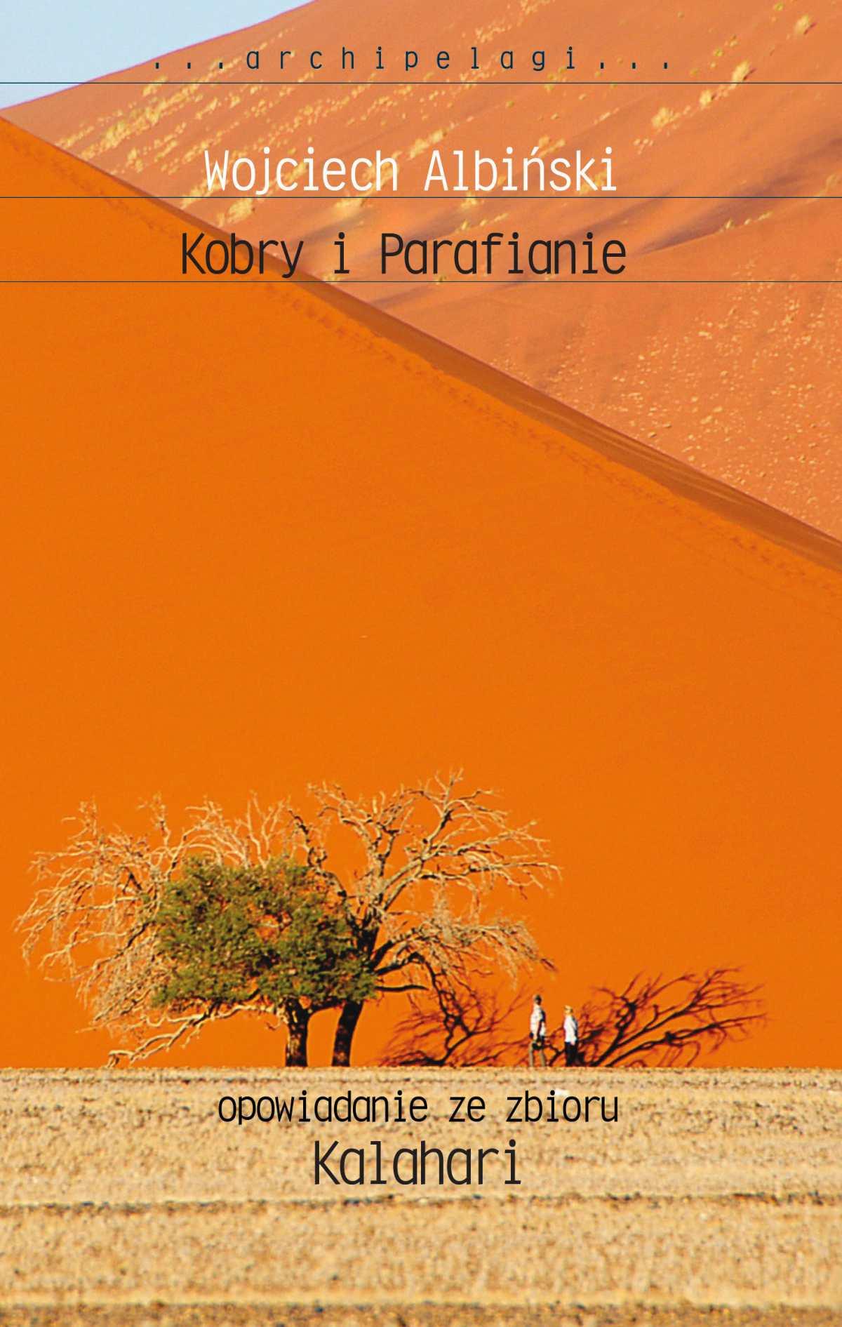 Kobry i Parafianie - Ebook (Książka na Kindle) do pobrania w formacie MOBI