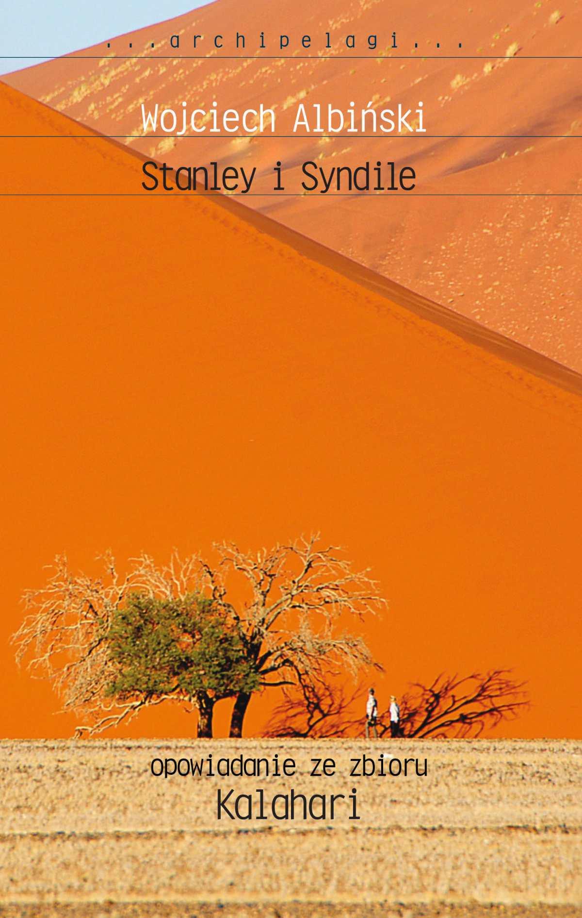 Stanley i Syndile - Ebook (Książka na Kindle) do pobrania w formacie MOBI