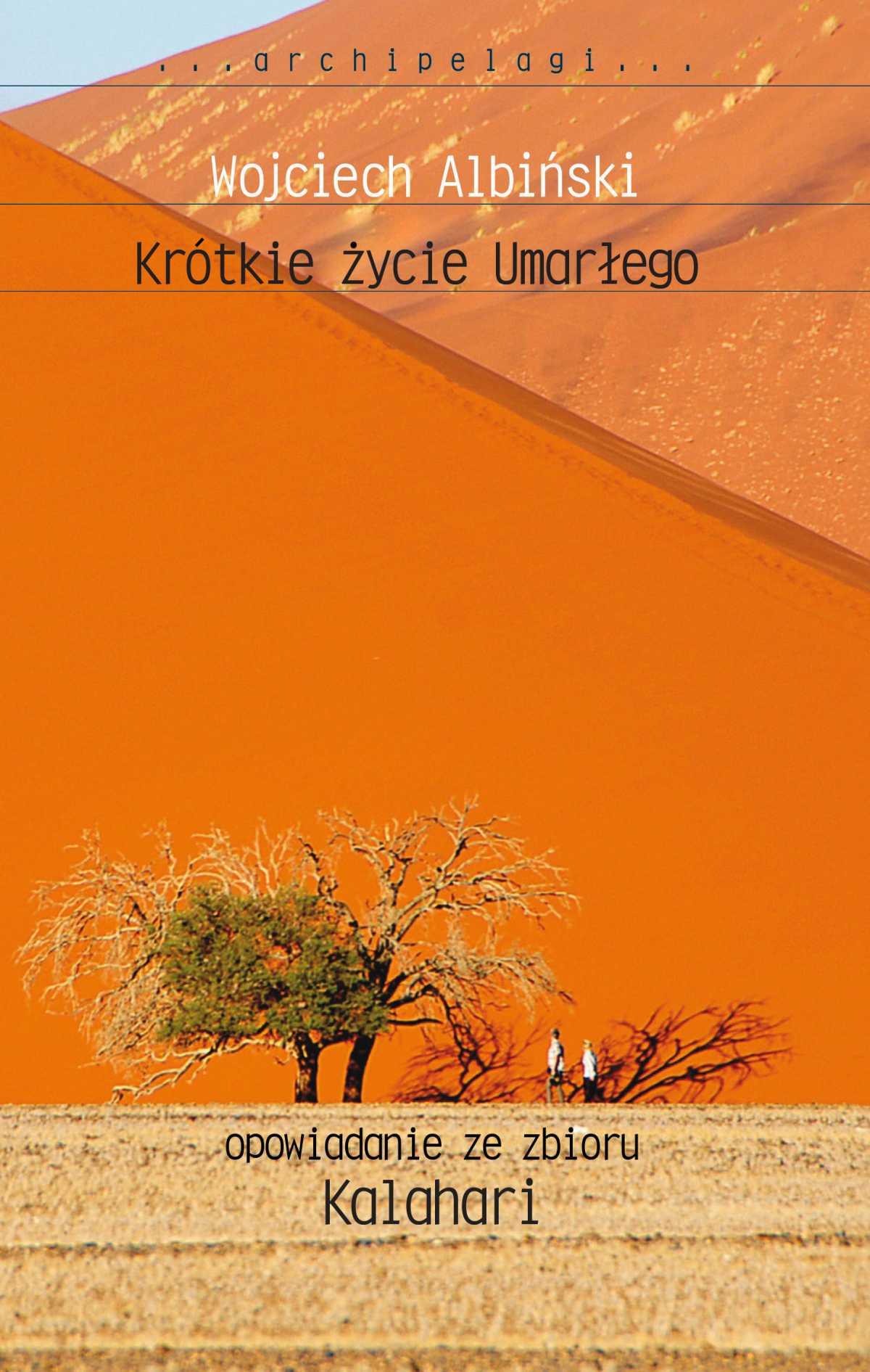 Krótkie życie Umarłego - Ebook (Książka na Kindle) do pobrania w formacie MOBI