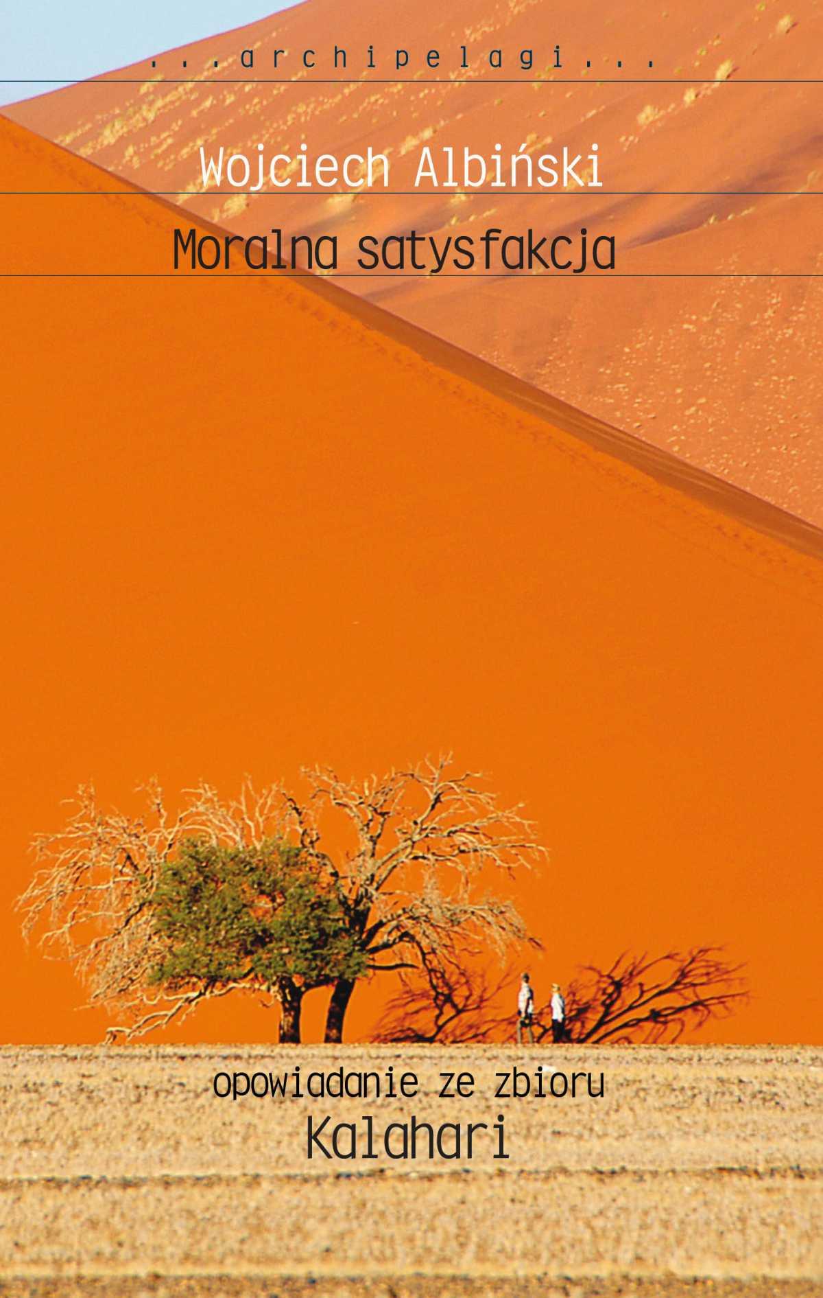 Moralna satysfakcja - Ebook (Książka na Kindle) do pobrania w formacie MOBI