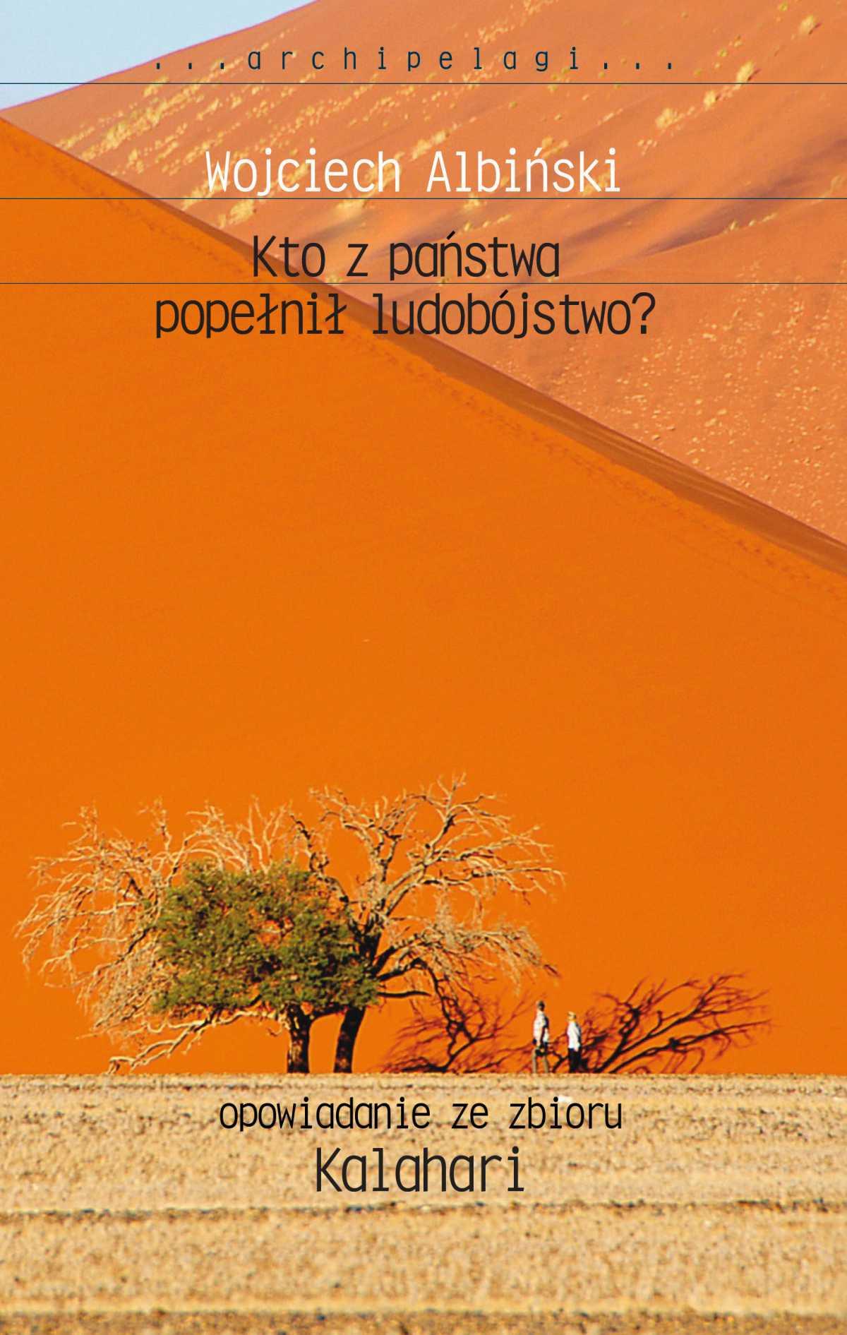 Kto z państwa popełnił ludobójstwo? - Ebook (Książka na Kindle) do pobrania w formacie MOBI
