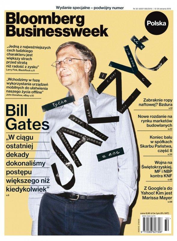 """""""Bloomberg Businessweek"""" wydanie nr 32-33/13 - Ebook (Książka PDF) do pobrania w formacie PDF"""