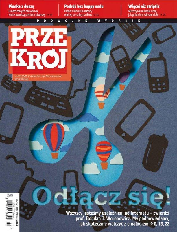 """""""Przekrój"""" nr 32-33/2013 - Ebook (Książka PDF) do pobrania w formacie PDF"""