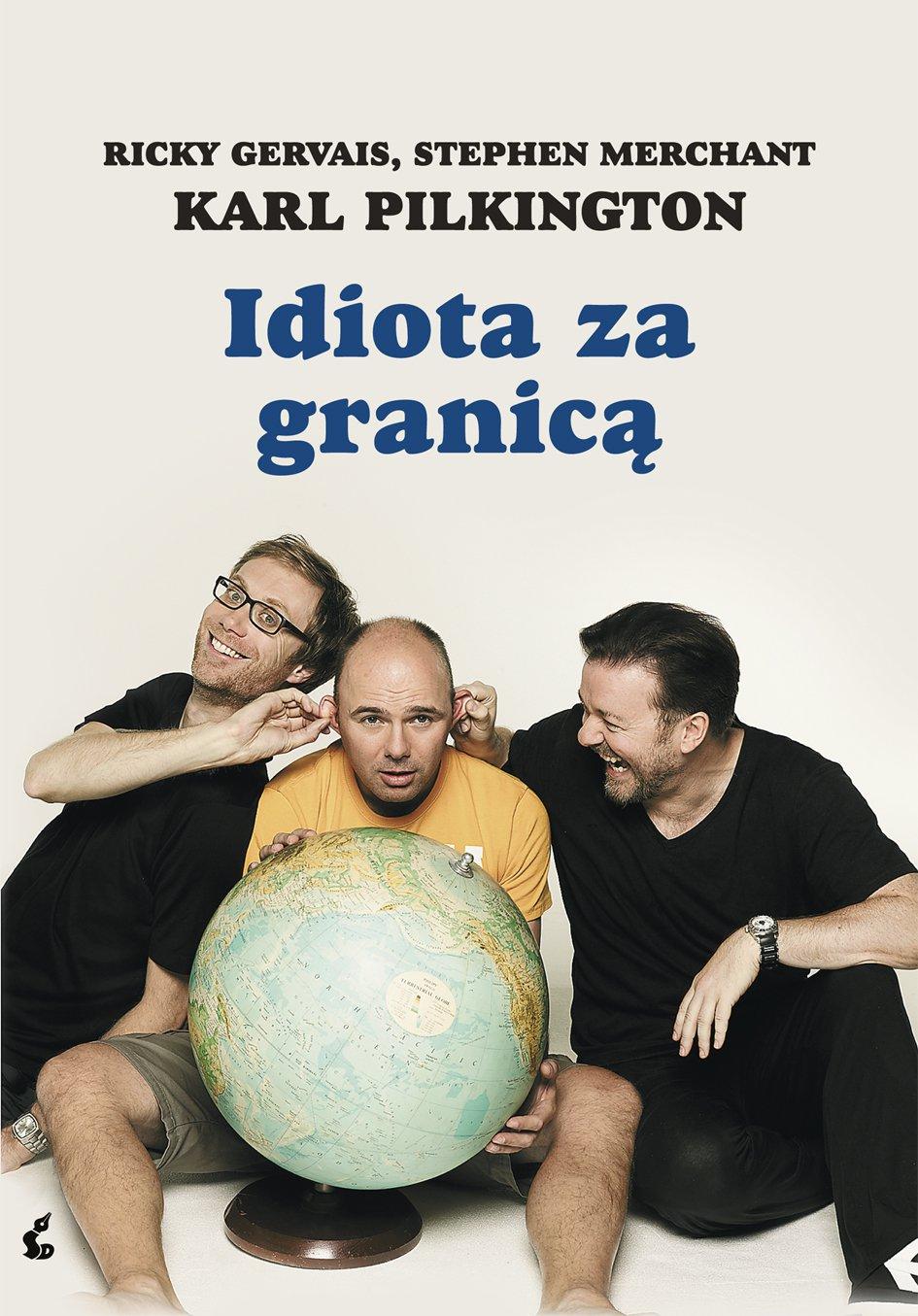 Idiota za granicą - Ebook (Książka EPUB) do pobrania w formacie EPUB