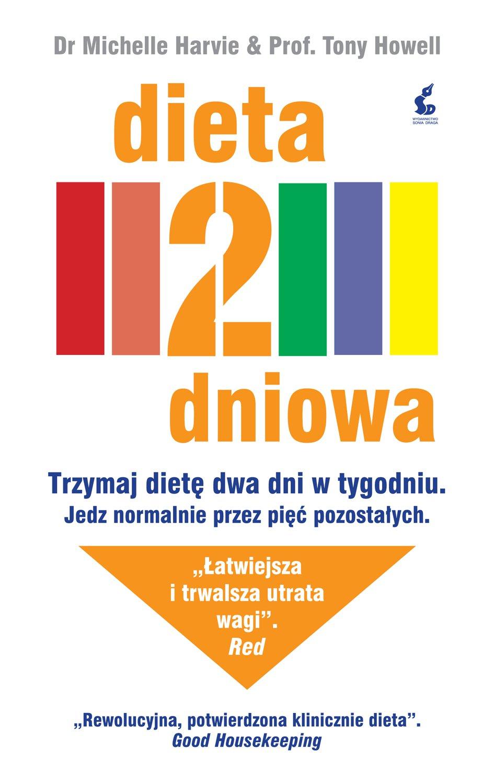 Dieta 2-dniowa - Ebook (Książka na Kindle) do pobrania w formacie MOBI