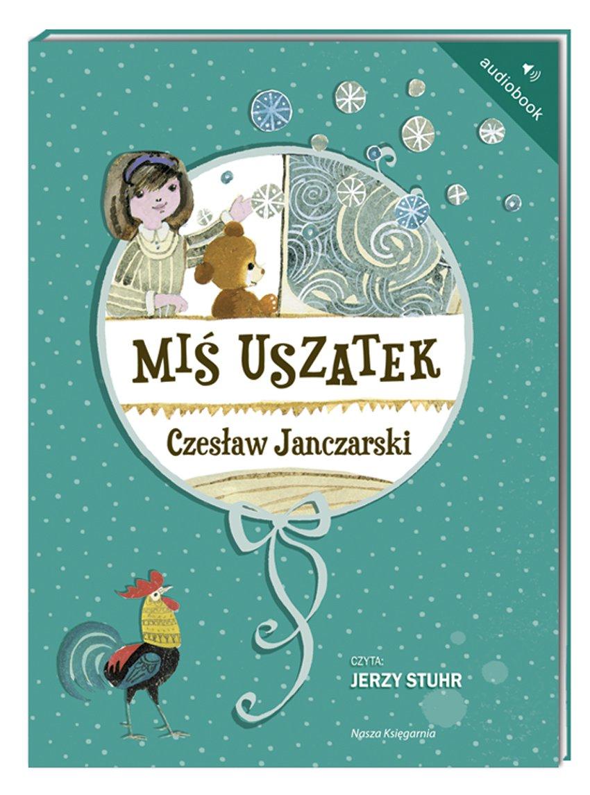 Miś Uszatek - Audiobook (Książka audio MP3) do pobrania w całości w archiwum ZIP
