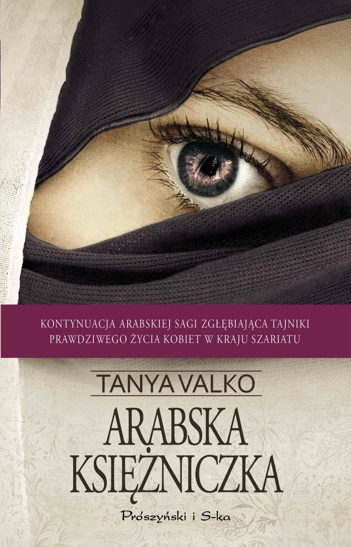 Arabska księżniczka - Ebook (Książka EPUB) do pobrania w formacie EPUB