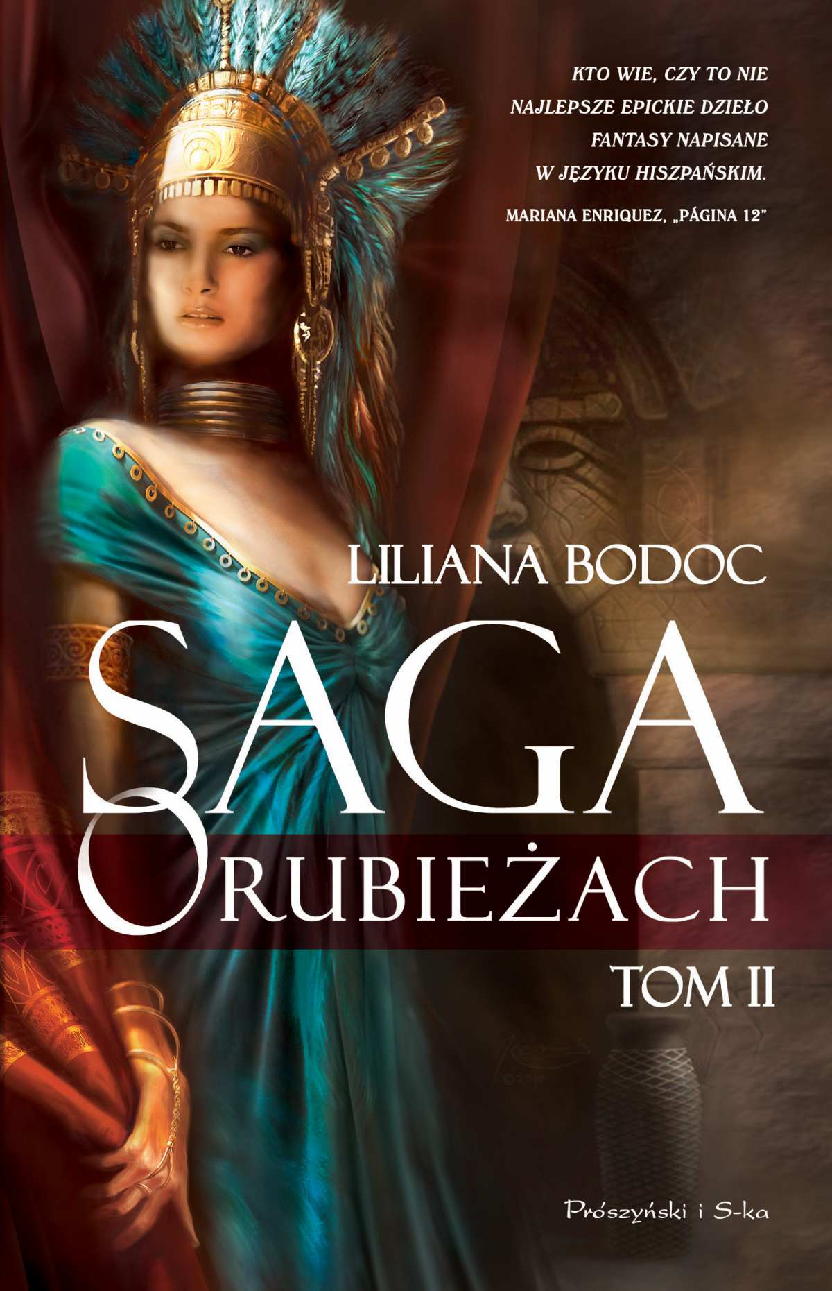 Saga o Rubieżach. Tom 2 - Ebook (Książka EPUB) do pobrania w formacie EPUB
