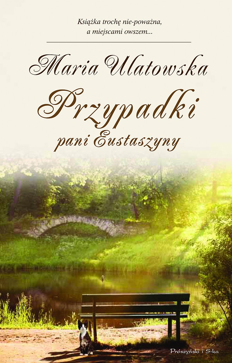 Przypadki pani Eustaszyny - Ebook (Książka EPUB) do pobrania w formacie EPUB