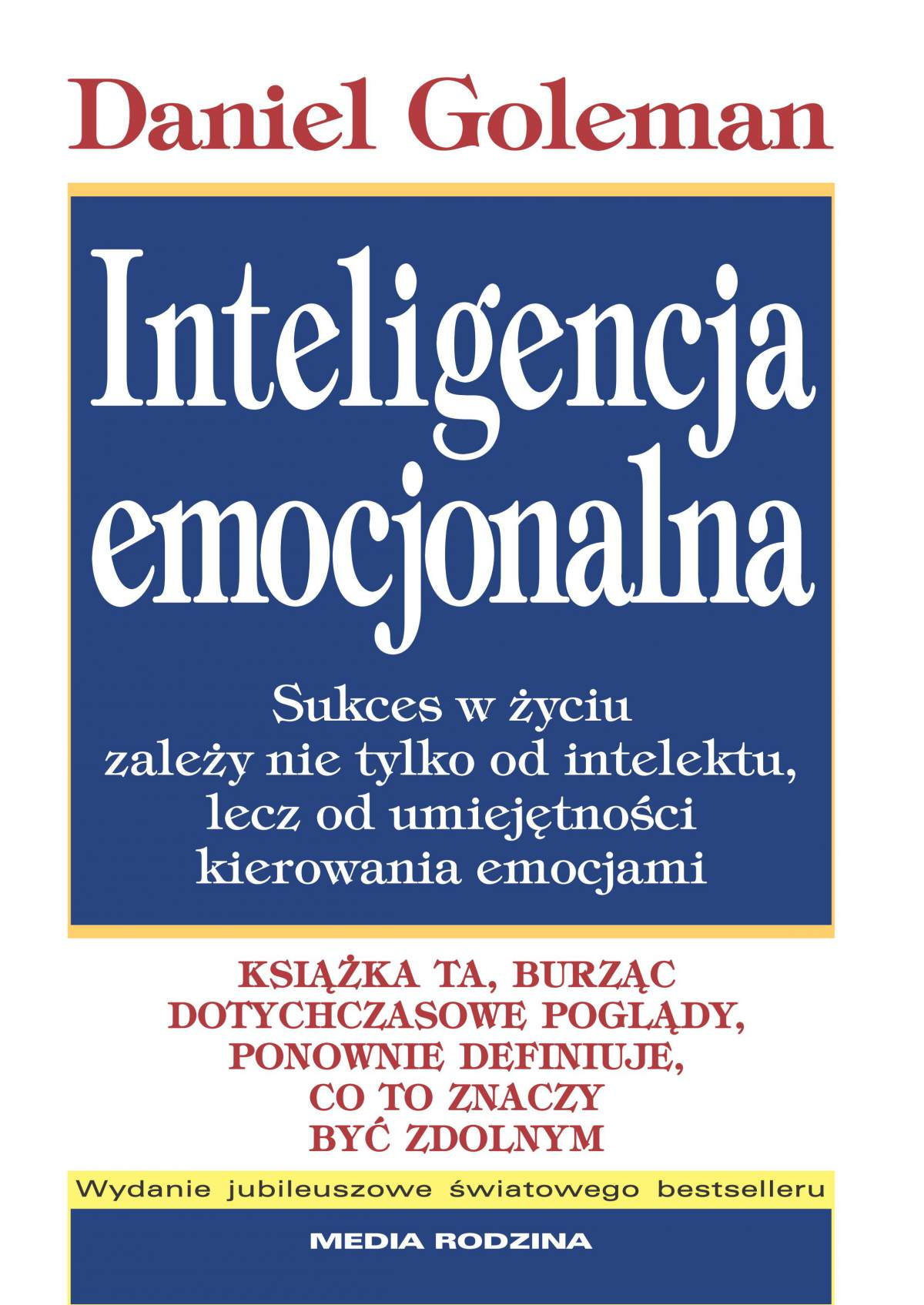 Inteligencja emocjonalna - Ebook (Książka na Kindle) do pobrania w formacie MOBI