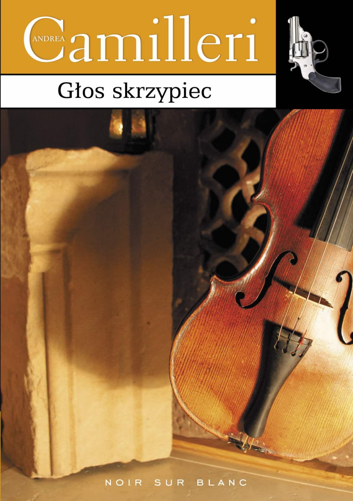 Głos skrzypiec - Ebook (Książka na Kindle) do pobrania w formacie MOBI