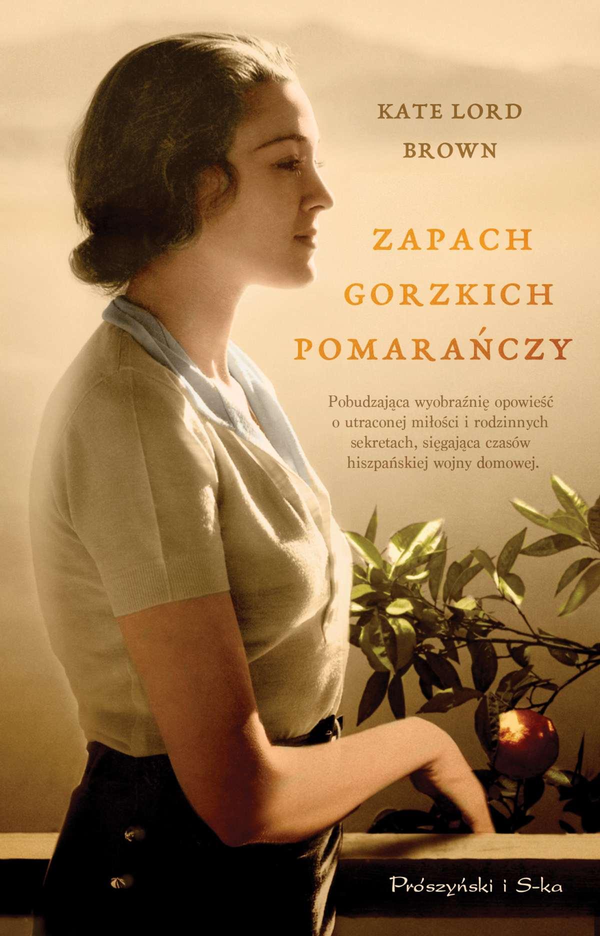 Zapach gorzkich pomarańczy - Ebook (Książka EPUB) do pobrania w formacie EPUB