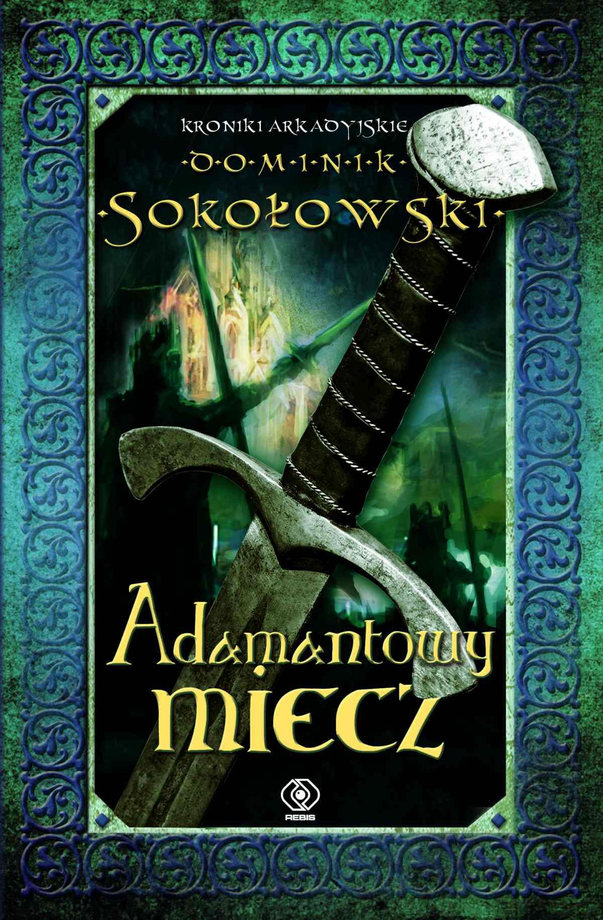 Adamantowy miecz - Ebook (Książka EPUB) do pobrania w formacie EPUB