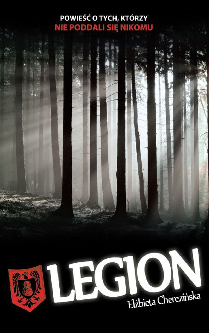 Legion - Ebook (Książka na Kindle) do pobrania w formacie MOBI