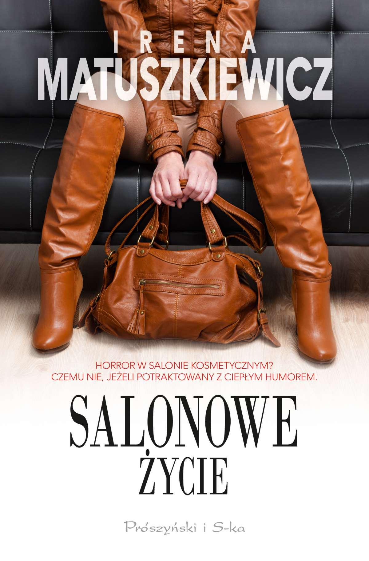 Salonowe życie - Ebook (Książka na Kindle) do pobrania w formacie MOBI