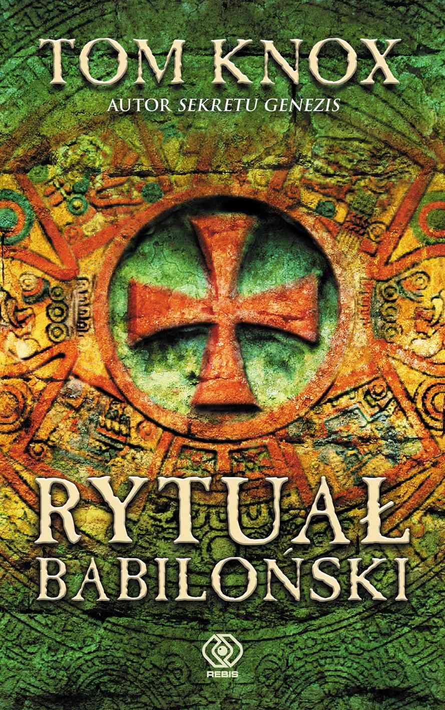 Rytuał babiloński - Ebook (Książka EPUB) do pobrania w formacie EPUB