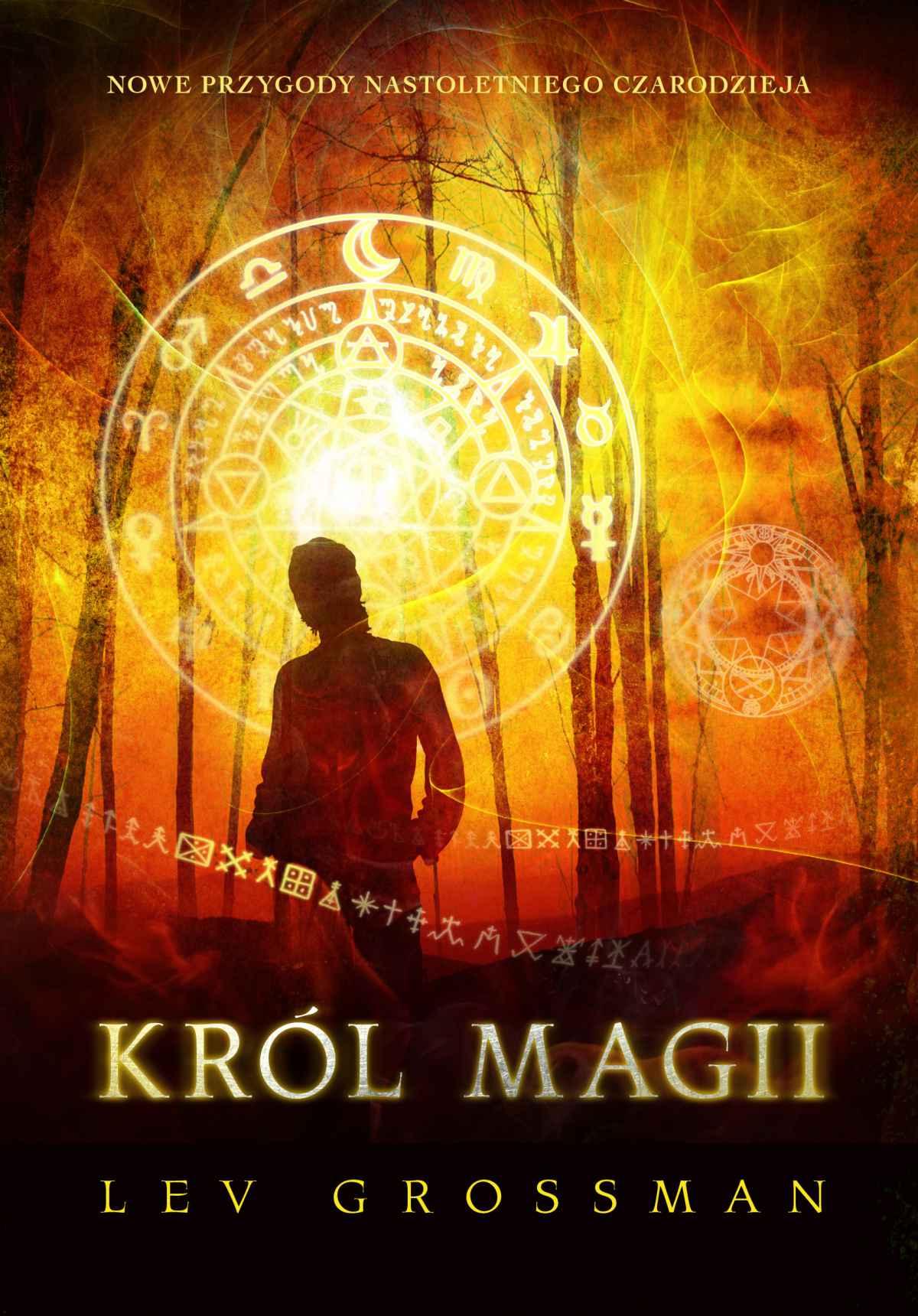 Król magii - Ebook (Książka EPUB) do pobrania w formacie EPUB