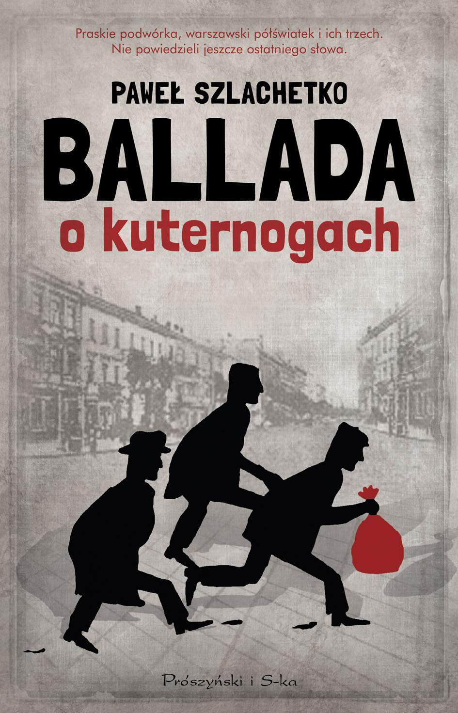 Ballada o kuternogach - Ebook (Książka EPUB) do pobrania w formacie EPUB