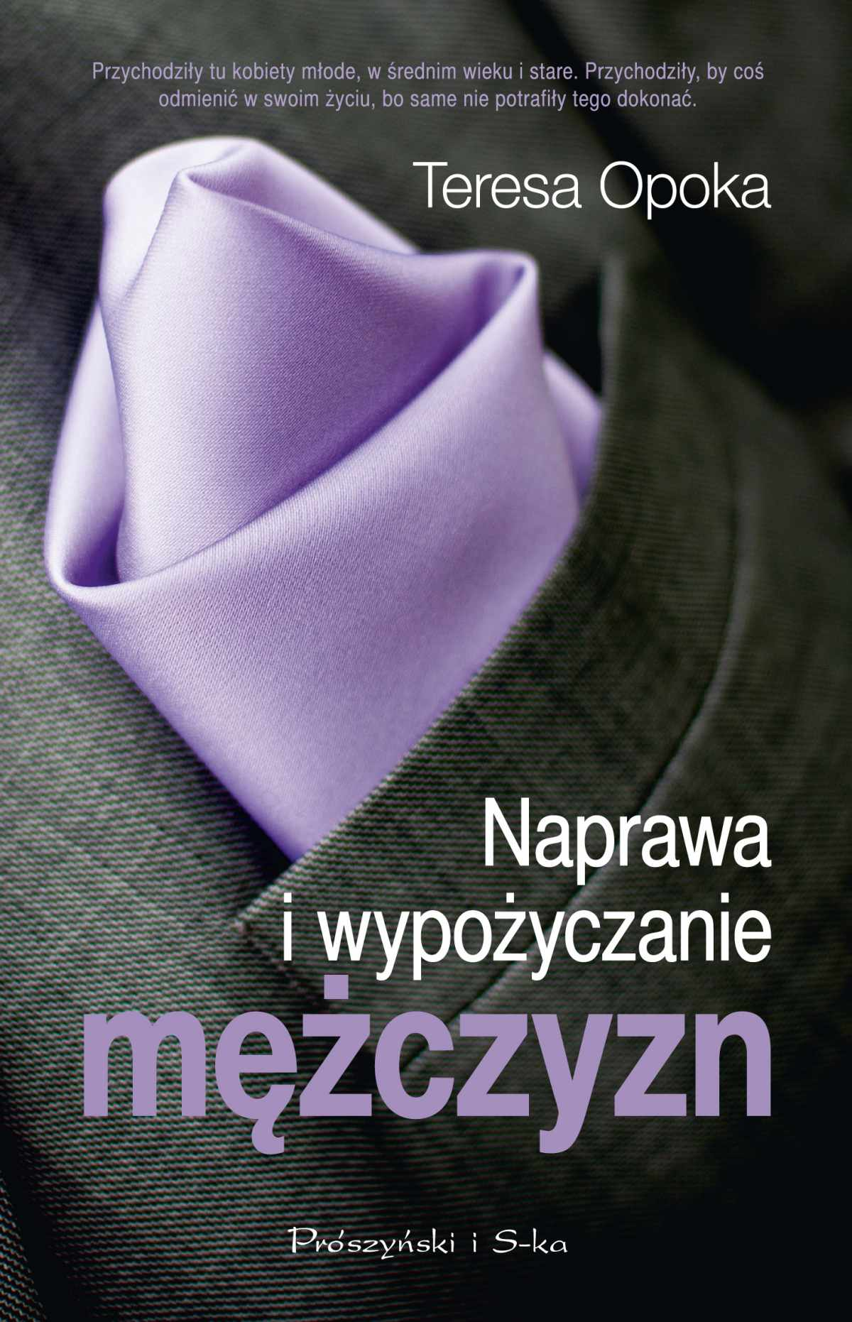 Naprawa i wypożyczanie mężczyzn - Ebook (Książka EPUB) do pobrania w formacie EPUB