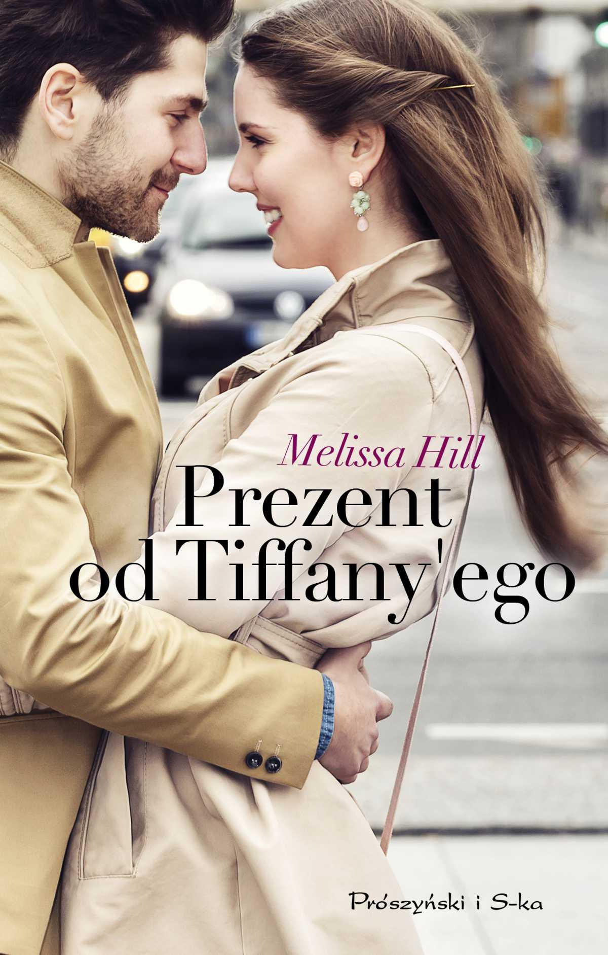 Prezent od Tiffany'ego - Ebook (Książka EPUB) do pobrania w formacie EPUB