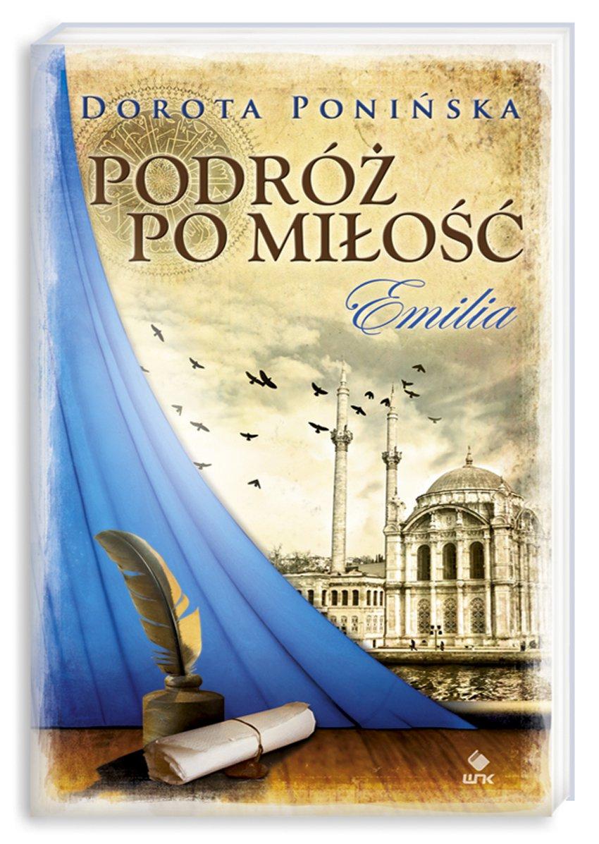 Podróż po miłość 1. Emilia - Ebook (Książka EPUB) do pobrania w formacie EPUB