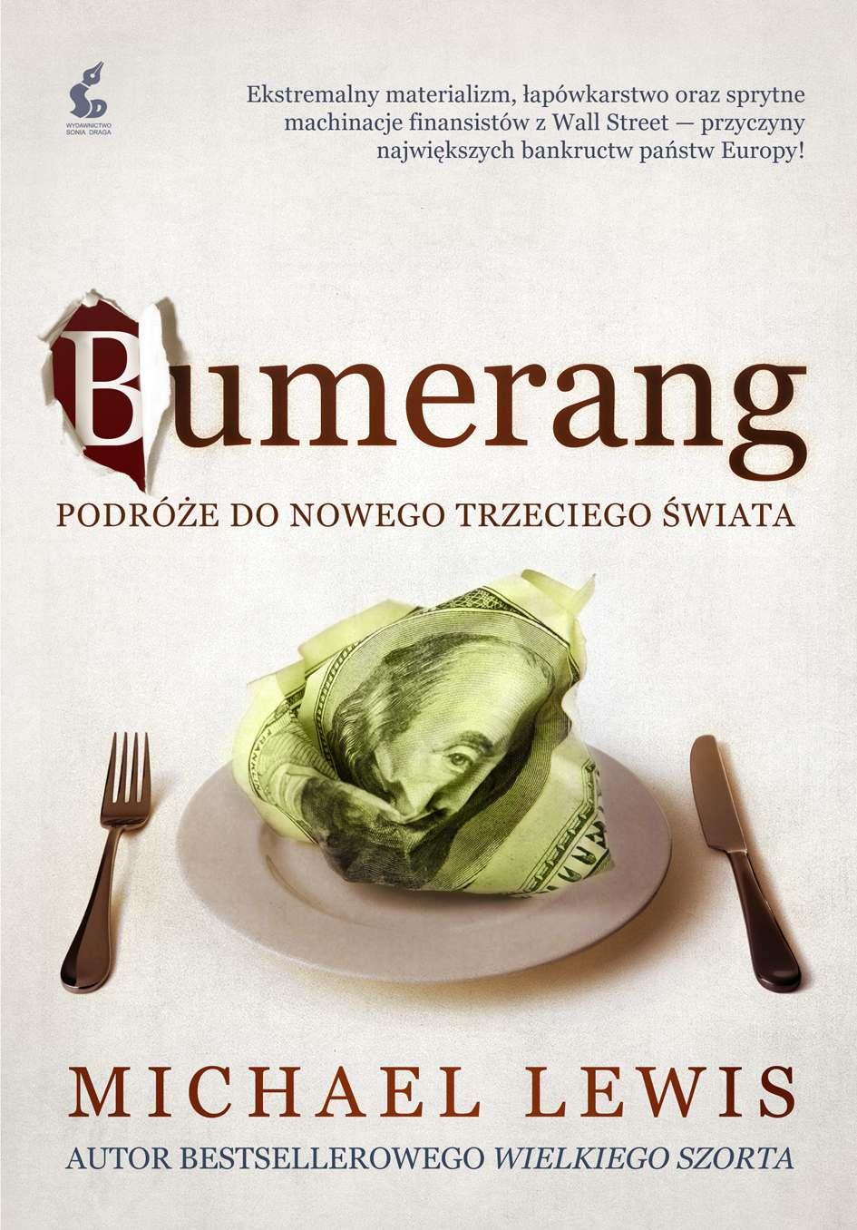 Bumerang - Ebook (Książka na Kindle) do pobrania w formacie MOBI