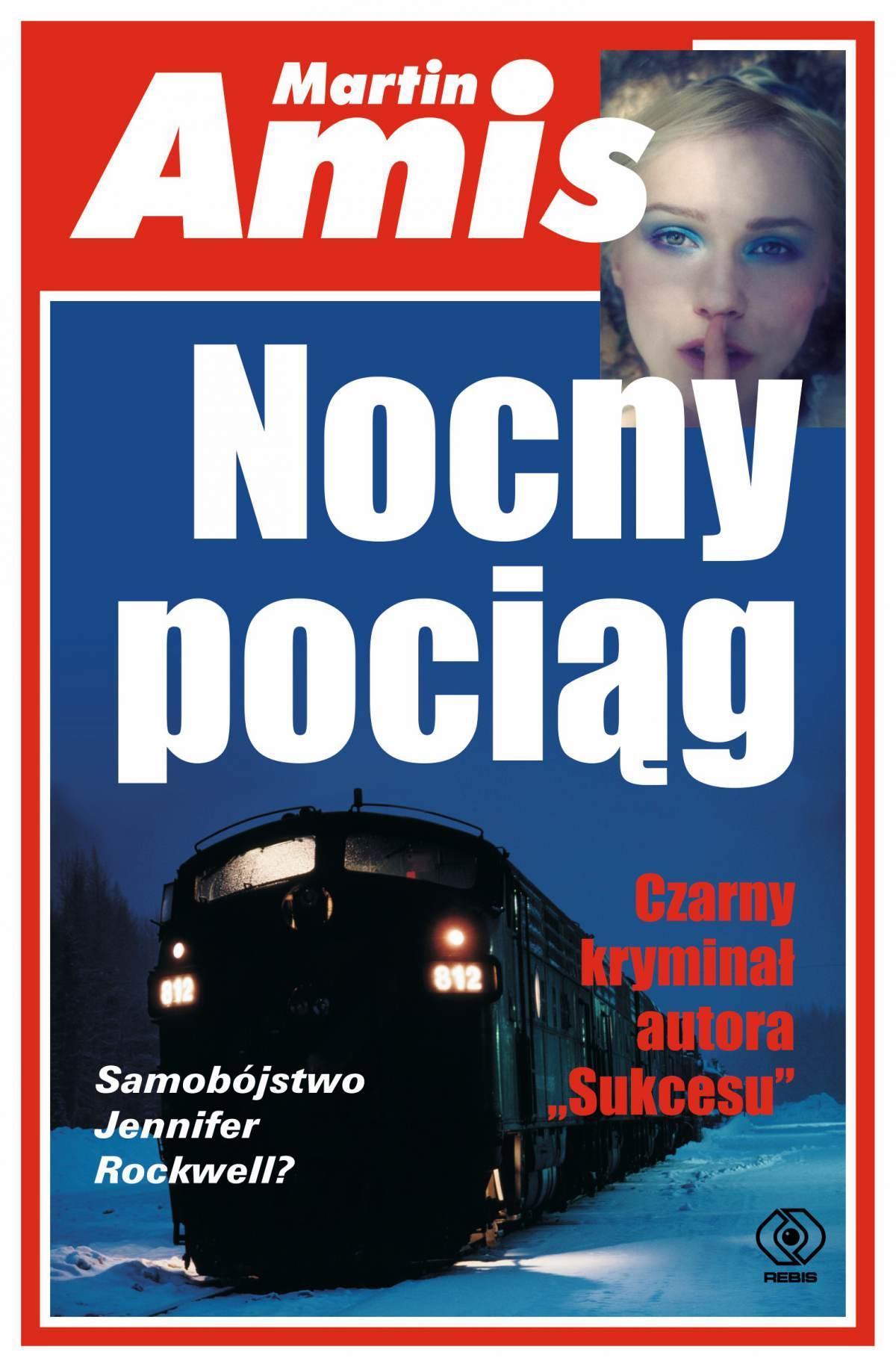 Nocny pociąg - Ebook (Książka na Kindle) do pobrania w formacie MOBI