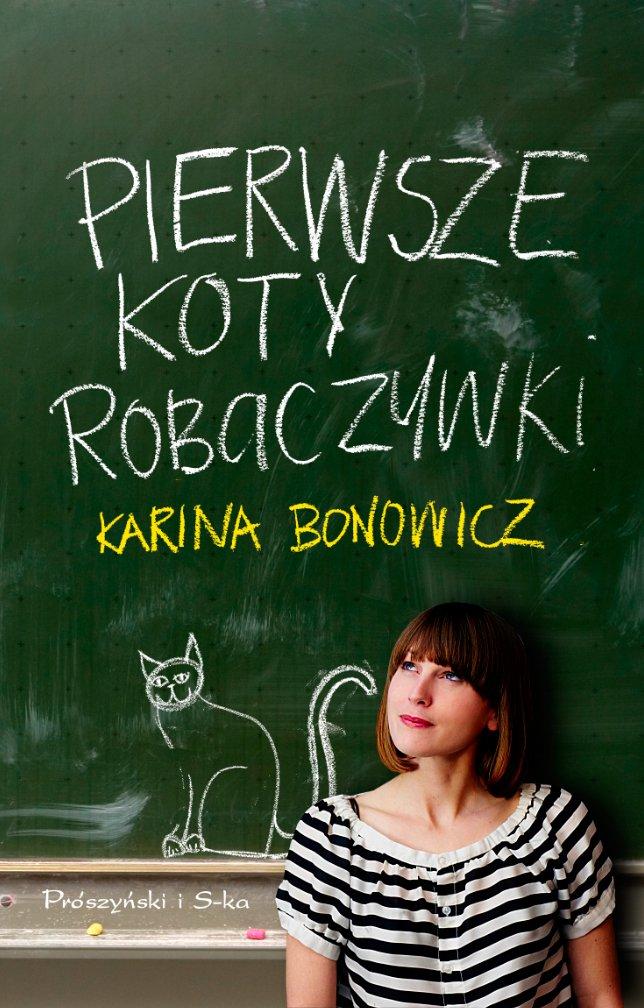 Pierwsze koty robaczywki - Ebook (Książka EPUB) do pobrania w formacie EPUB